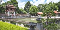 Vietnam Hanoi Temple of Literature 800×400