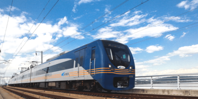 Korea AREX Incheon Airport Express Train 800x400