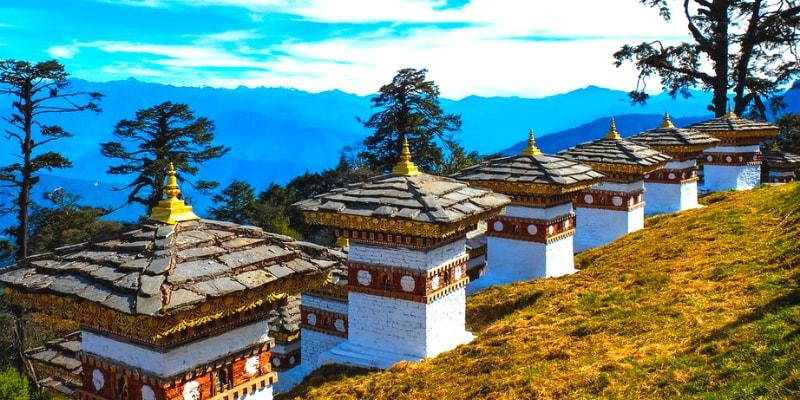 5D4N Bhutan Package